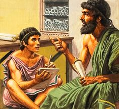 School in Ancient Athens