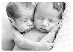 newborn twins photography | Cuter Than A Newborn | Albuquerque Newborn Twin Photographer