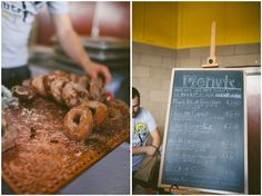 monuts donuts at the food truck rodeo in downtown durham, nc - photo cred: the arrow house