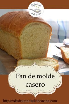Pan Bread, Bread Cake, Bread Recipes, Cooking Recipes, Pan Dulce, Tasty, Yummy Food, Sin Gluten, Cooking Time