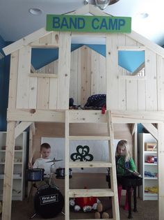 March Play House Update: Band Camp