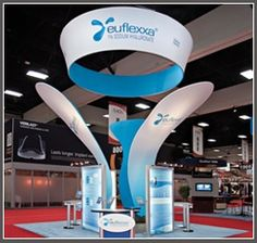 Trade Show Display Ideas - Custom & Modular Displays from Nomadic Display