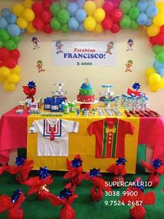 Fazemos a sua festa PATATI PATATA FB: Supercakerio