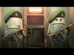 """""""IT'S PAYBACK TIME"""" Great animation. Appears to be sad in subject, but you will find it's not."""