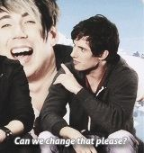 no matt we can not haha Marianas Trench Band, Mariana Trench, Josh Ramsay, Funny Interview, Band Quotes, Pop Songs, 4 Life, Cool Bands, My Friend