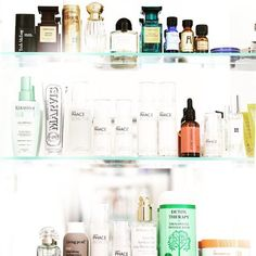 Are you a minimalist or product junkie? Tap the link in our bio to see what your beauty routine says about your personality