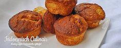 Bolu Pisang - Luchtige bananencakejes - Airy banana cupcakes Banana Cupcakes, Indonesian Food, Indonesian Recipes, Muffins, Sweets, Asian, Snacks, Breakfast, Brownies