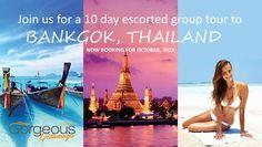 10 DAY ESCORTED BANGKOK SURGERY TOUR