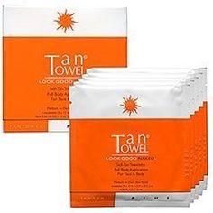 TanTowel Look Good Naked Self-Tan Tow... $16.64