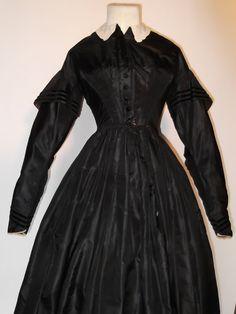 All The Pretty Dresses: American Civil War Era Mourning Dress