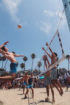 Group of men playing beach volleyball Volleyball Workouts, Play Volleyball, Volleyball Pictures, Volleyball Setter, Volleyball Shirts, Softball Pictures, Cheer Pictures, Most Popular Sports, Summer Goals