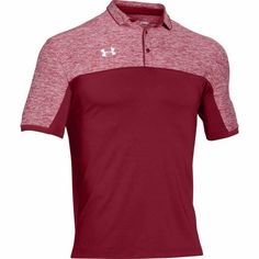Under Armour Men's Team Podium Golf Polo Shirt Top, Assorted Colors 1276227 Under Armour Team, Athletic Looks, 4 Way Stretch Fabric, Camisa Polo, Golf Fashion, Fashion Brand, Golf Polo Shirts, Ladies Golf, Women Golf