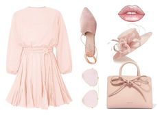 """""""Ready For Easter Sunday"""" by smileforsierra ❤ liked on Polyvore featuring Jacques Vert, Summit, Mansur Gavriel and Lime Crime"""