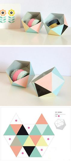 cute storage boxes