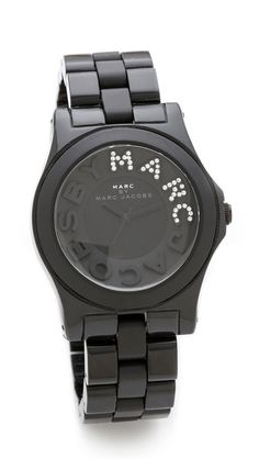 Marc by Marc Jacobs Riviera Watch $175.00 soldout..