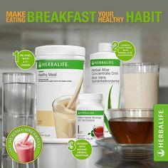 Au top pour démarrer lundi matin! Boostez votre petit déjeuner avec votre nouveau pack. 1. Faite le plein avec Formula 1 2. Étanchez votre soif avec votre boisson aloé 3. Le plein de vitalité avec votre thé Retrouvez votre Pack petit-déjeuner Herbalife sur http://www.shophbl.com/fr/vitalite/140-produit-herbalife-vitalite-pack-petit-dejeuner-herbalife.html #Herbalife #petitdejeuner #vitalite #boost #top