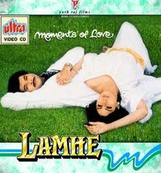Title LAMHE  Stars Anil Kapoor,Sridevi,Anupam Kher,Waheeda Rehman,  Director Yash Chopra