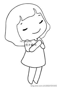 [转载]甜蜜妞妞手工缝制婴儿被,附图纸