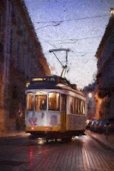 Dusk in Lisbon by vlad-m.deviantart.com on @deviantART