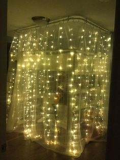 Bedroom fairy lights on pinterest string lights bedroom for String lights for bedroom ikea