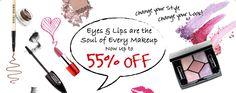 COSME-DE.COM - 【It is Time to Change】Eye & Lip makeup Up to 55% OFF! (scheduled via http://www.tailwindapp.com?utm_source=pinterest&utm_medium=twpin&utm_content=post10090554&utm_campaign=scheduler_attribution)
