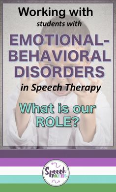 Do you work with children with emotional and/or behavior difficulties in speech therapy?  Do you question the effectiveness of your role when addressing these areas in social skills groups?  Read my latest post about the role of the speech therapist in working with this challenging population. #socialskills #emotionalregulation