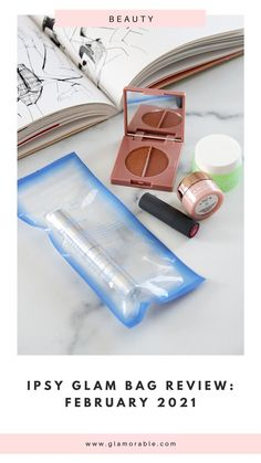 Check out the latest products from the February Ipsy Glam Bag! #ipsy #makeup #skincare #ipsyglambag Beauty Lash, Bite Beauty, Monthly Subscription, Subscription Boxes, Ipsy Glam Bag, Makeup Pouch, Lip Stain, Beauty Review, Colorful Makeup