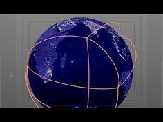 Cinema 4D Flight Path Effect Tutorial - YouTube