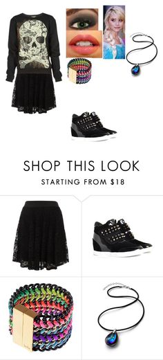 """Untitled #102"" by hannahbanana45 ❤ liked on Polyvore featuring M.A.C, NARS Cosmetics, PENHALIGON'S, Disney and Baccarat"