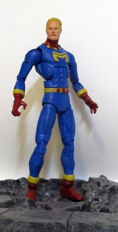 Miracel Man v3 (Marvel Legends) Custom Action Figure