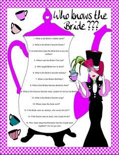 items similar to bridal shower game wedding shower game couples shower game on etsy