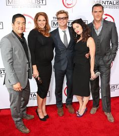 """""""The Mentalist"""" Celebrates Its 100th Episode"""
