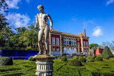 """Quem diria que Lisboa tinha """"um dos mais preciosos e bem conservados palácios seiscentistas portugueses""""? O Palácio Fronteira é, de facto, um dos segredos de Lisboa mais bem guardados. Para os amantes de palácios, a par do Palácio da Ajuda, este é um dos sítios a não perder na capital. Tardei a ter oportunidade de... Days In February, Best Kept Secret, One Week, Lisbon, Statue Of Liberty, Most Beautiful, Europe, Explore, Mansions"""