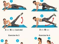 Tighten your bum with this workout based on the new Core Fusion: Thighs and Glutes DVD from Elisabeth Halfpapp and Fred DeVito, the duo behind the Exhale Core Fusion craze. The moves may look tame,…
