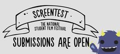 Screentest 2015: The National Student FilmFestival