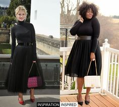 plus size fashion tips: how to use and inspiration as your own