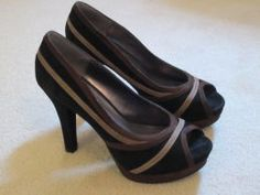 Available @ TrendTrunk.com Nine West Heels. By Nine West. Only $46.00!