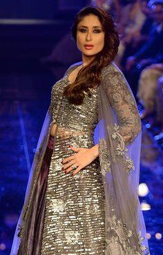 Kareena Kapoor Khan dress on Ramp at Final Day of LFW - Google Search