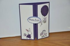 easter card #2 by Jillian Maggio - Cards and Paper Crafts at Splitcoaststampers
