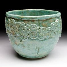 Pottery that Speaks - love these coil pots!
