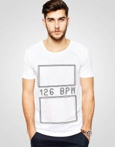 126 BPM T-shirt T Shirty, Man Fashion, Mens Tops, Moda Masculina, Fashion Men, Men's Fashion Styles, Men's Fashion, Mens Fashion, Men Fashion