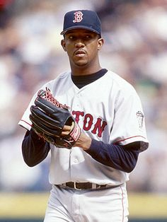 Pedro Martinez, thanks for all those great memories