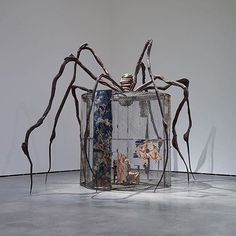 Spider by Louise Bourgeois #louisebourgeois