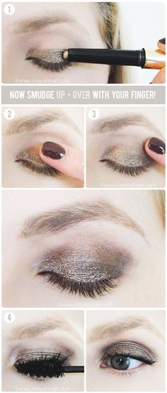 Before you open up that mascara tube, hold up. Have you ever stopped to consider that the way you're applying your mascara is actually the thing upsetting your eyes? Or maybe it's your eyeliner and eyeshadow that are making your eyes super sensitive.
