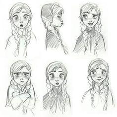 Эмоции в анимации - Google Search