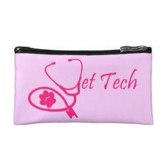 VET TECH PURSE COSMETIC BAG http://www.zazzle.ca/vet+tech+gifts?pg=38