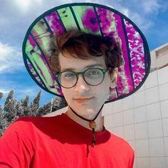 Juliano César (@julianobaudelaire) • Fotos e vídeos do Instagram Hora Cartoon, Foto E Video, Ferris Wheel, Fair Grounds, Instagram, Pictures