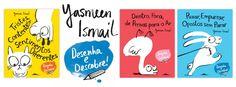 Sinfonia dos Livros: Novidade BookSmile   Desenhar para Aprender   Yasm...