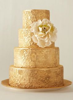 Imprint/Design of this cake will inspire my dream cake. Use the beading on the Sue Wong dress instead!