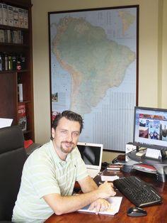 Jorge, Foreign Trade Management.